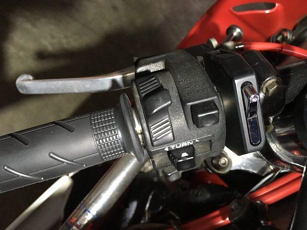 NSR250R ラジエターファン増設 デジタル制御 8